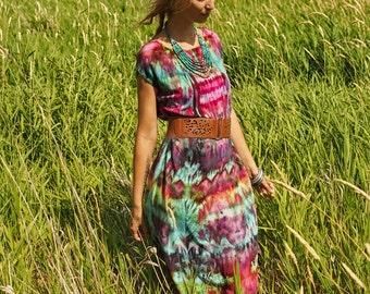 Festival Muumuu Dress