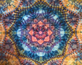 Hand Dyed Tapestry