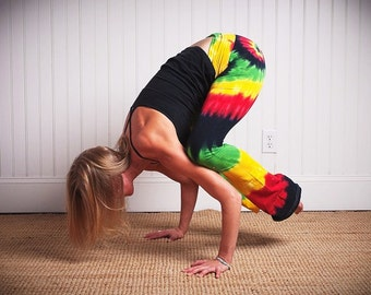 SALE - Rasta Yoga Pant - MEDIUM