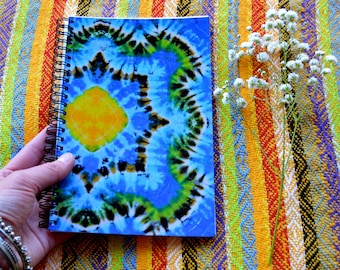 Tie Dye Journal