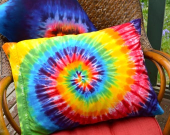 Rainbow Pillowcase
