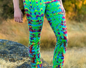 SALE - Tie Dye Psychedelic Pant - SMALL