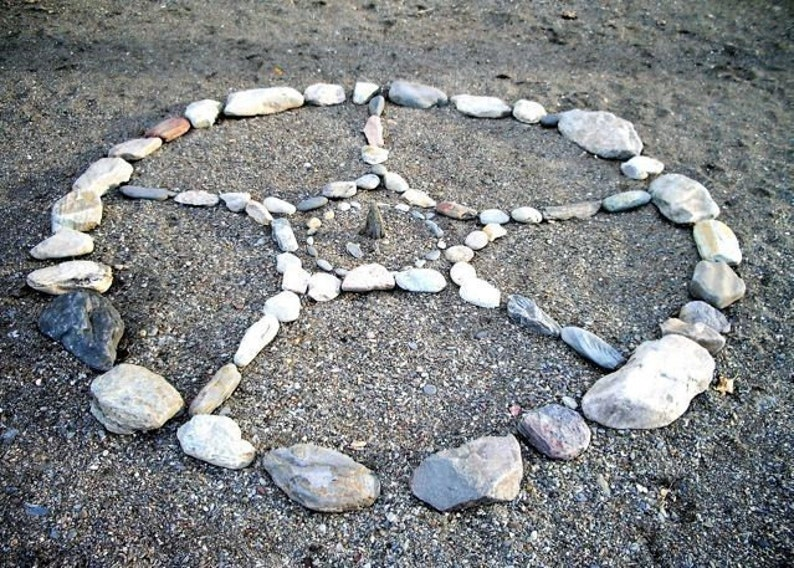 Lake Mandala Medicine Wheel Happy Birthday: Circle of Life image 0