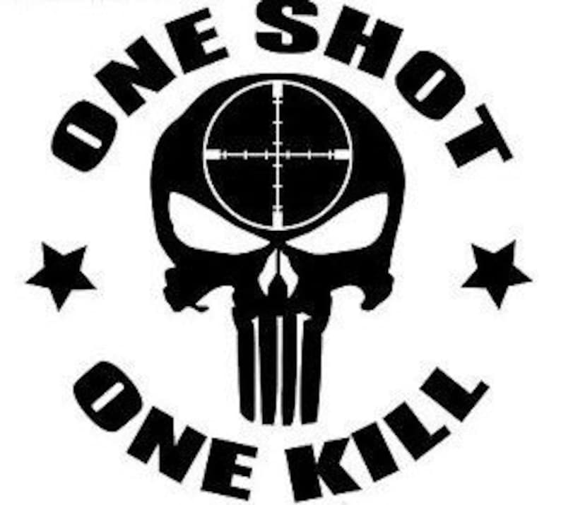 One shot one kill decal  4dc40b5bbc98