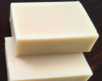 Honey Beeswax Goat's Milk Soap