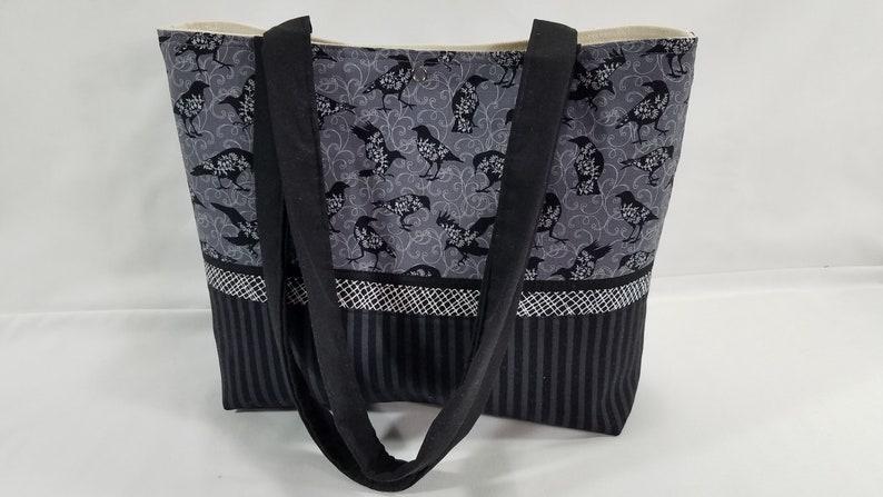 b2f43719d534 Poe Raven Shoulder bag Nevermore purse Victorian handbag | Etsy