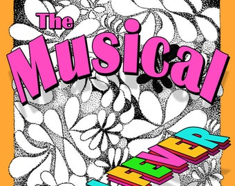 Musical Cabin Fever Colouring eBook (Coloring Books/Coloring Pages/Adult Coloring Books/Coloring Books for Adults, Relaxing/Gifts/Music Art)