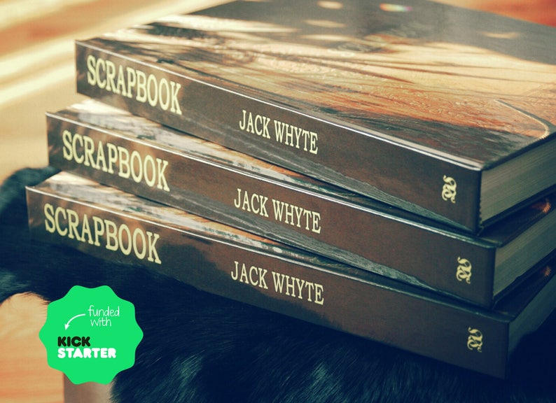 Art Books/Autobiography/Jack Whyte/Scrapbook (Storybook, Story Book,  Canadian Art, Canadian Artist, Artwork, Scrap Book, History Book)