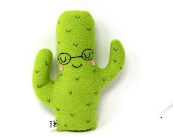 Cute Plush Cactus - Cactus Stuffie - Cactus Baby Toy - Cactus Plushie