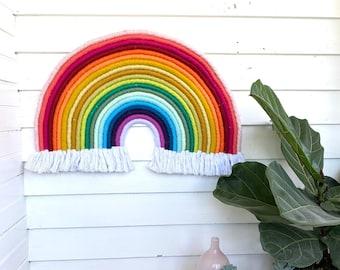 Extra Large Rainbow Wall Hanging