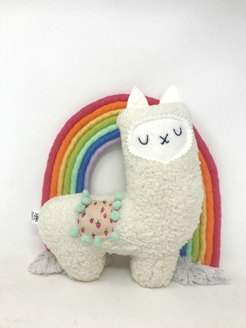 Super Soft Stuffed Llama Llama Stuffie Plush Llama Llama image 0