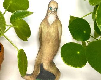 Sasquatch Doll, Sasquatch Plush, Bigfoot Doll