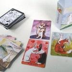 The Rabbit Tarot Card Deck - Third Edition