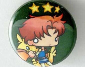 Final Fantasy V - Bartz Button