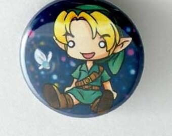 Legend of Zelda - Link Button