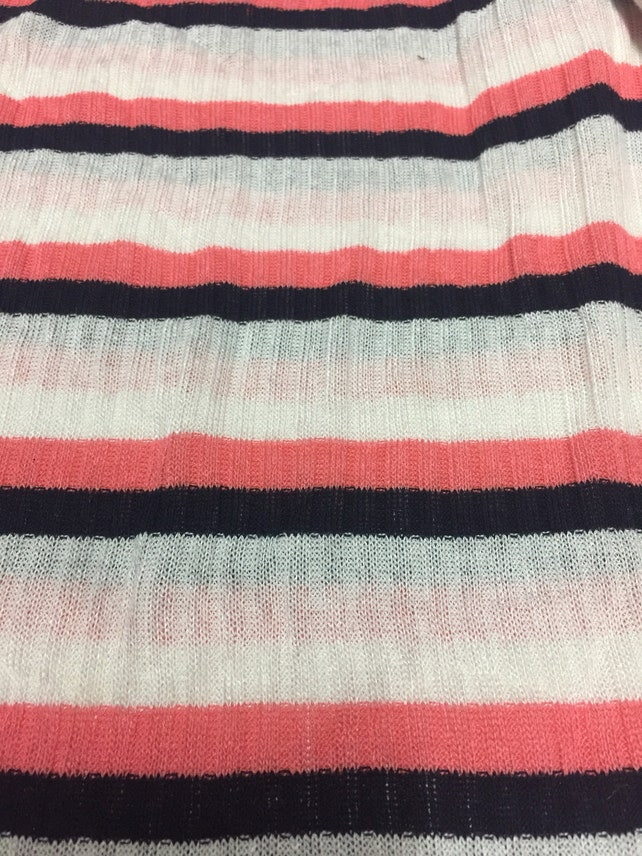 fc0d7acfb6f Stretch Ribbed Jersey Knit 2-1/2 Yards | Etsy