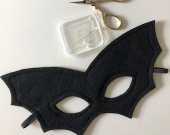 NEW Bat Mask PATTERN