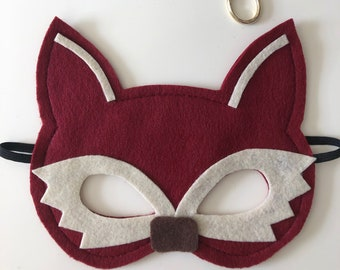 NEW Fox Mask PATTERN