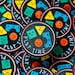 Hannah C reviewed Play Time block Patch - kids patch - colourful patch - kids gift -  kids accessory - toy patch - fun patch -  iron on patch
