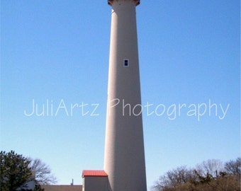 Early Morning At Cape May - Cape May Lighthouse, New Jersey