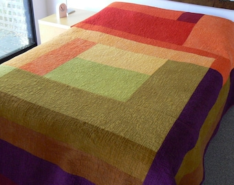 Color Pop Quilt (Queen) - Made to Order