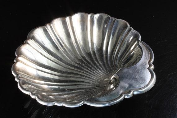 Vintage! Sterling Silver Gorham Scallop Dish
