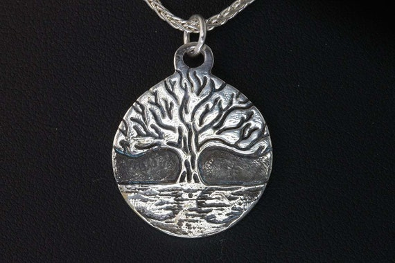 Sterling Silver Tree of Life Pendant by Cavallo Fine Jewelry