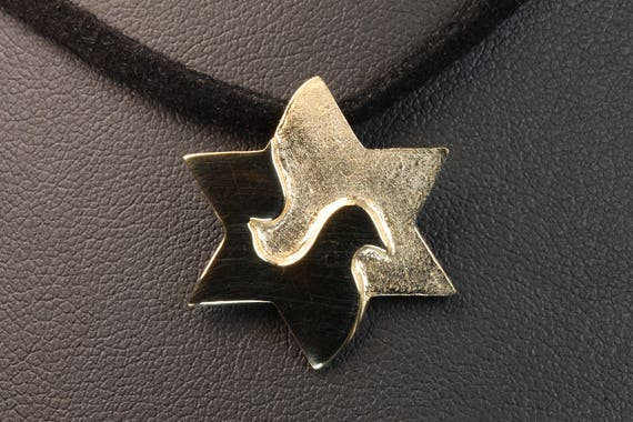 14K Yellow Gold Star of Woodstock by Cavallo Fine Jewelry