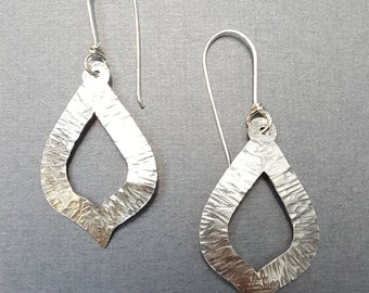 Sterling Silver Moroccan Reflections Earrings 2