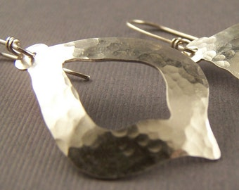Sterling Silver Moroccan Reflections Earrings
