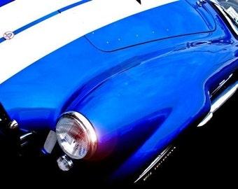 Shelby Cobra Print Original by Scott M. Rhodes