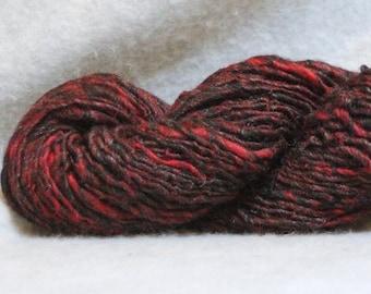 Warriors - handspun yarn