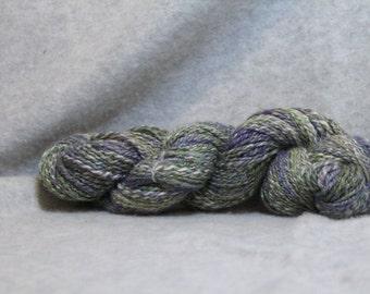 Dawn Meadows handspun yarn