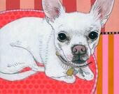 Small Size - Custom Pet Portrait