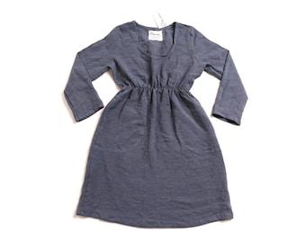 SALE #206 Cafe Dress, Sizes XS, S, M, L, Ready to Ship