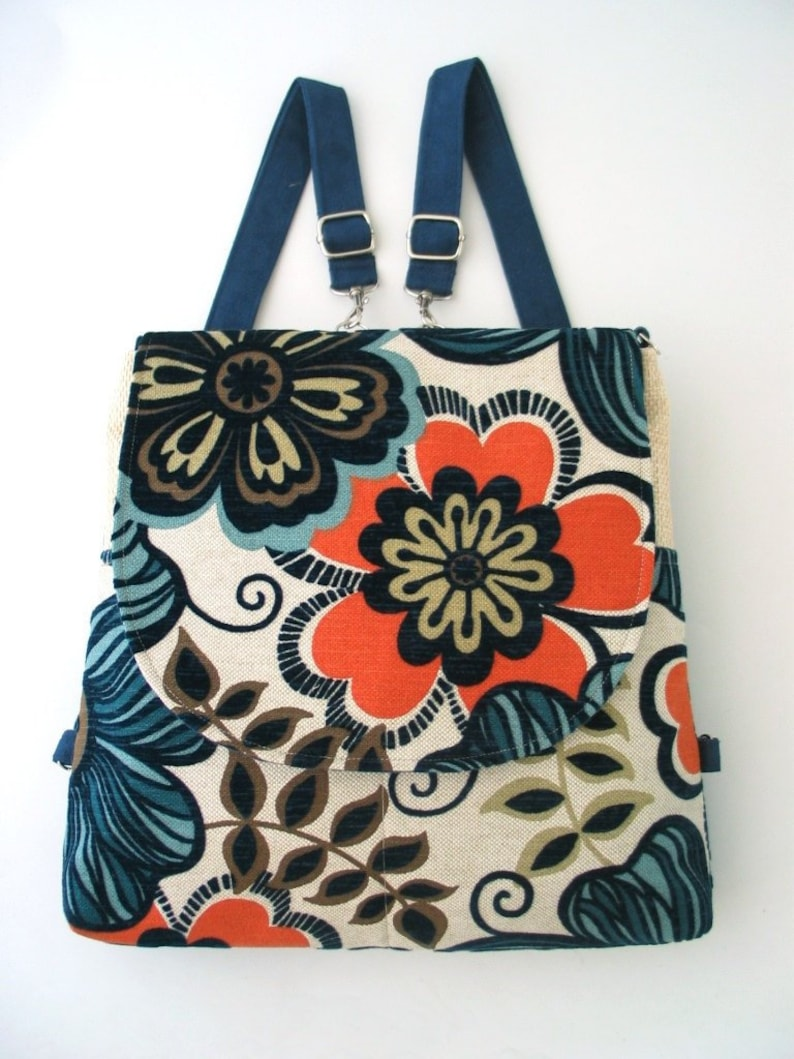 backpack purse crossbody messenger bag convertible bag image 0