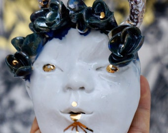 forest creature mask