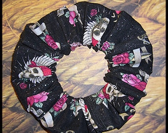 Outdoor Hair Scrunchie Jeep Off Roading Club Ponytail Etsy