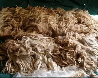 1# fawn raw suri alpaca XENEAS
