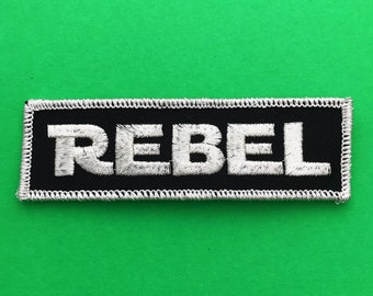 Rebel Iron On Patch - Star Wars Patch