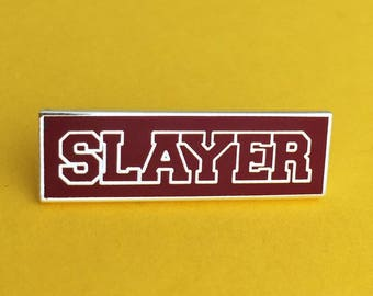 Sunnydale Slayer Enamel Pin Badge - Buffy the Vampire Slayer