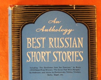 Best Russian Short Stories edited by Thomas Seltzer (Modern Library, 1925)