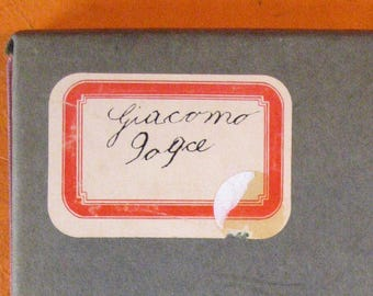 Giacomo Joyce by James Joyce