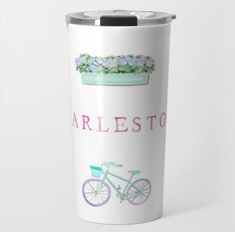 CHARLESTON TRAVEL Mug image 0