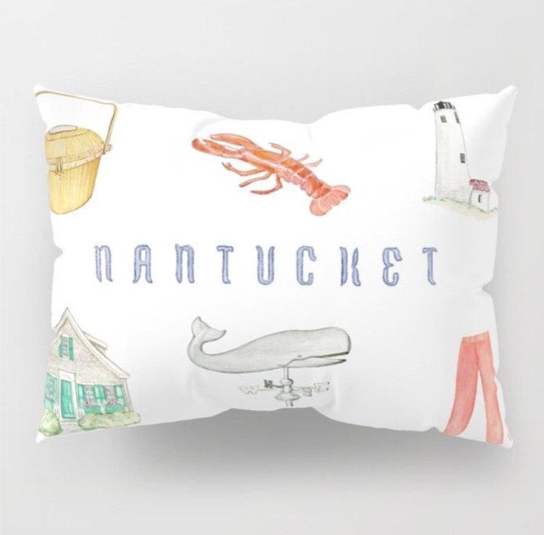 NANTUCKET Pillow Shams image 0
