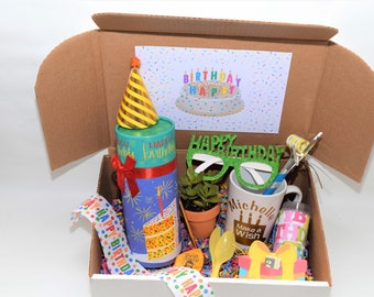 Birthday In A Box