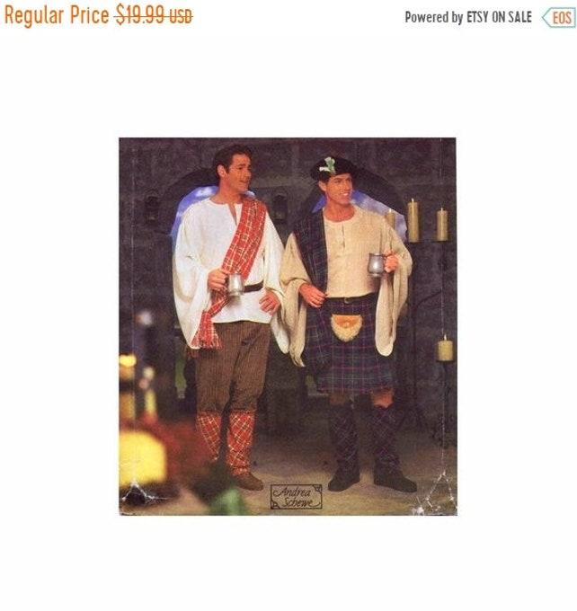 Verkauf keltischen schottische Kilt Hemd Hose Mens Kostüm | Etsy