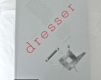 Christopher Dresser: A Pioneer of Modern Design by Widar Halen*