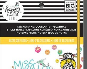 Miss Maker Accessory  Pack Sticker book 938  365™ The Happy Planner™