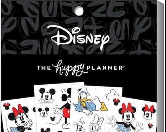 Disney happy planner Sticker book 288 Create 365™ The Happy Planner™ Sticker value pack
